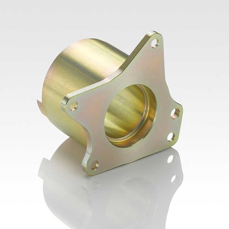 Support de roulement en aluminium pour l'aéronautique