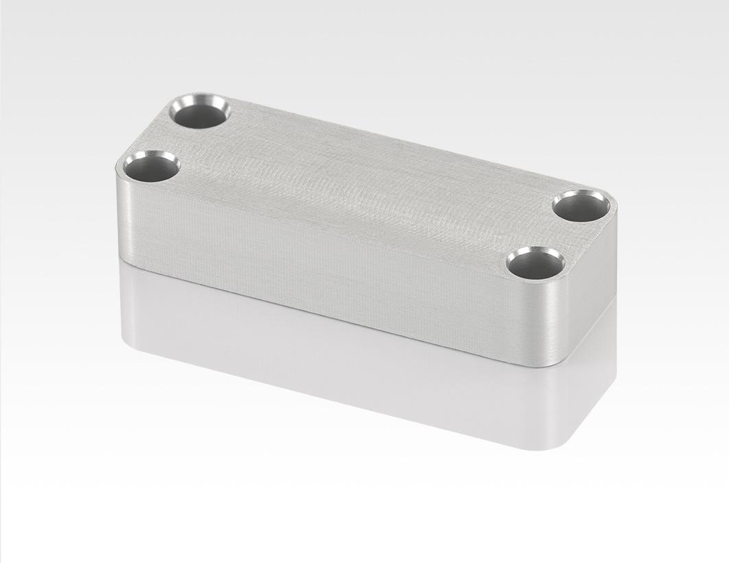 Boitier capteur - Fraisage