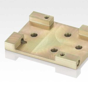 Roch Mécanique petites pièces de frraisage en grande série pour l'aéronautique