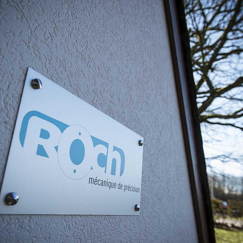 Roch Mécanique de Précision - Décolletage, tournage et fraisage en Haute-Savoie