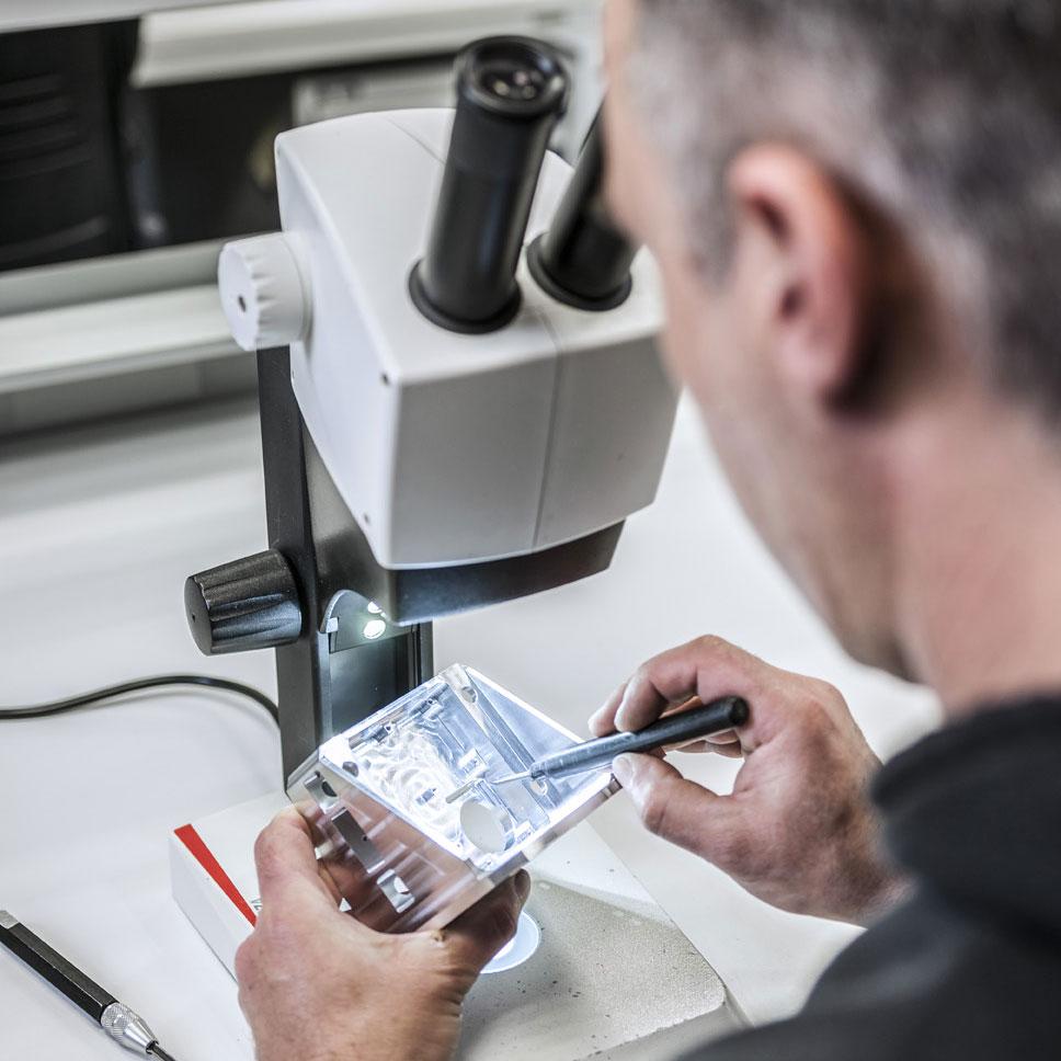 Roch Mécanique de Précision - Tournage, fraisage de pièces industrielles
